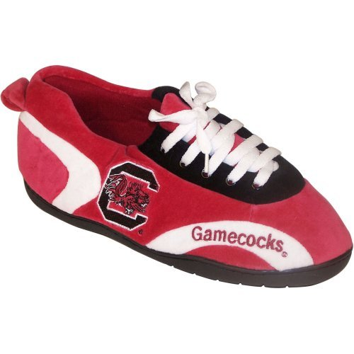 Comfy Feet NCAA All Around Slippers - South Carolina Gamecocks