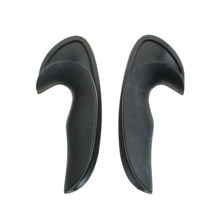 Black Steering Wheel Thumb Grips Replacement Rubber For Renault Sport RS Clio MKII 172 - image 1 of 10