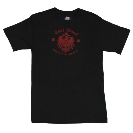 - Cool Band Mens T-Shirt  - Cool Band Youve Never Heard Of Eagle Crest