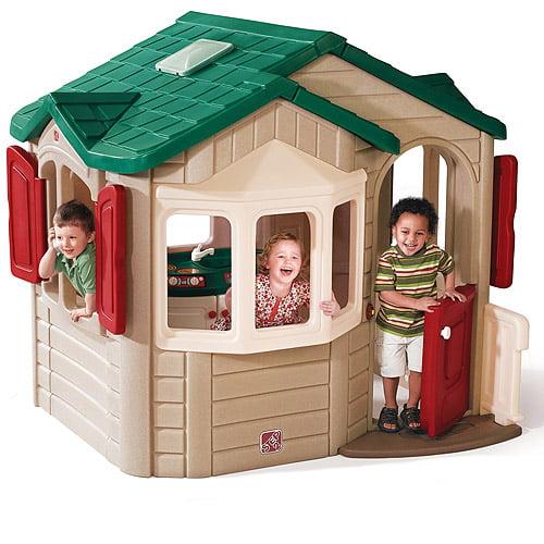 step2 welcome home playhouse walmartcom
