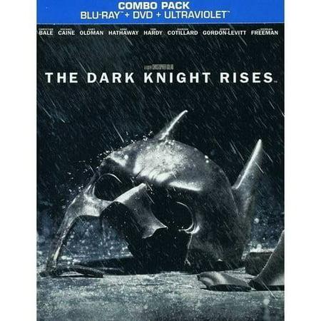 Dark Knight Rises (Blu-ray) (The Dark Knight Rises Blu Ray Steelbook)
