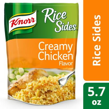 Knorr Rice Sides Creamy Chicken, 4.5 oz
