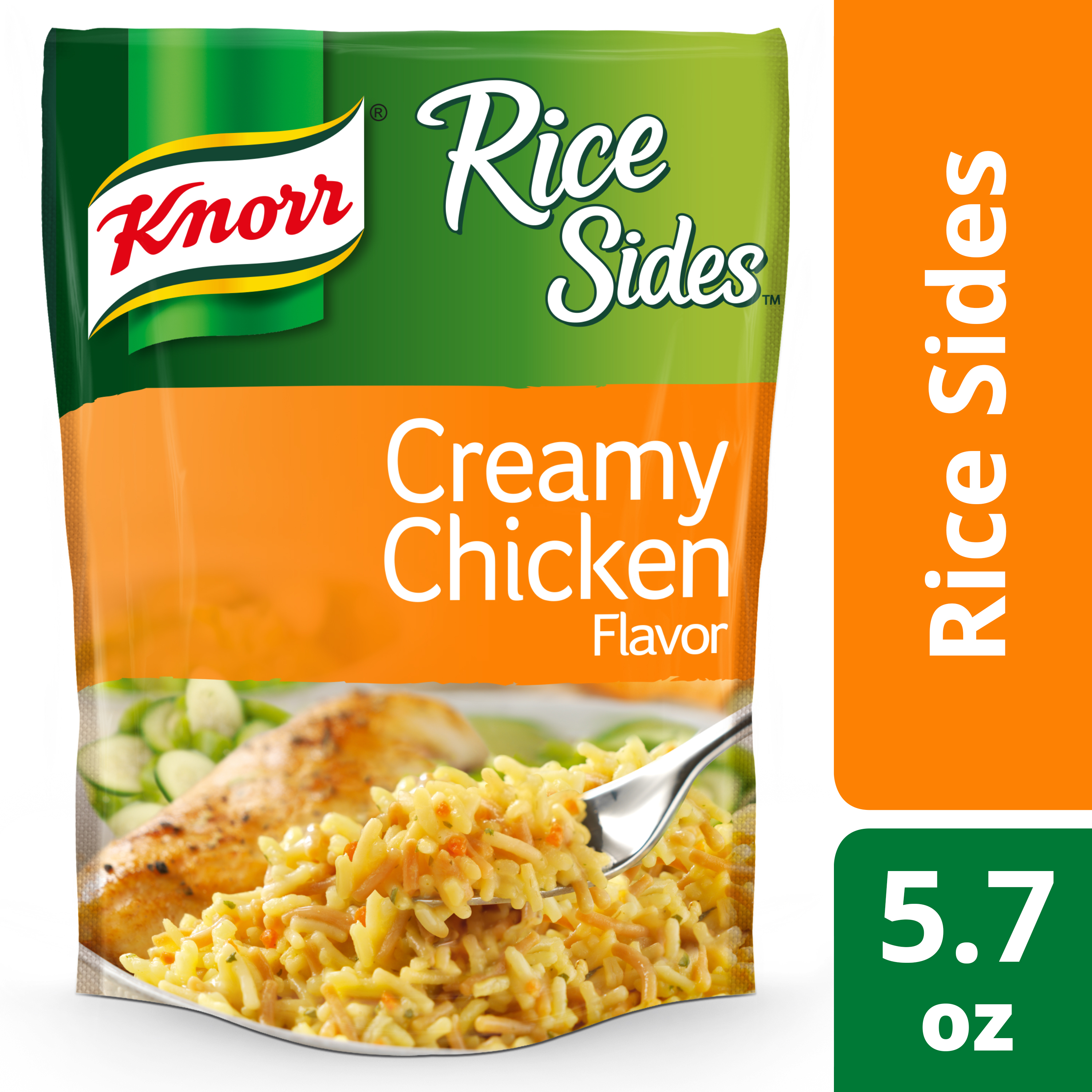 Knorr Creamy Chicken Rice Side Dish 5.7 oz