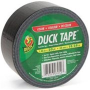 "Duck Brand Duct Tape, 1.88"" x 20 yard, Black"
