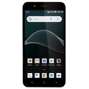 AT&T Prepaid Axia Android Smartphone Brand New - AT&T Axia Prepaid Smartphone