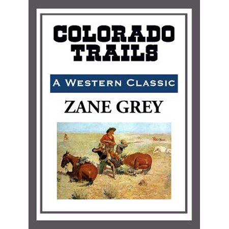 Colorado Trails - eBook
