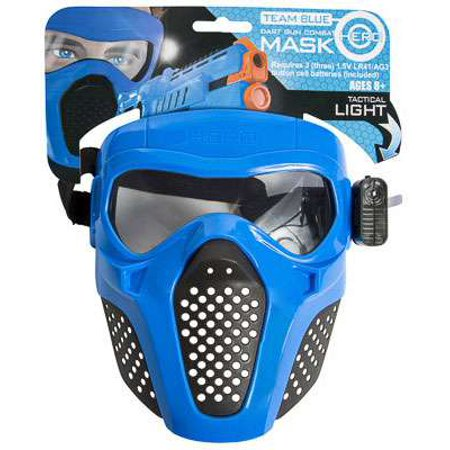 Hero Dart Gun Combat Team Blue Mask