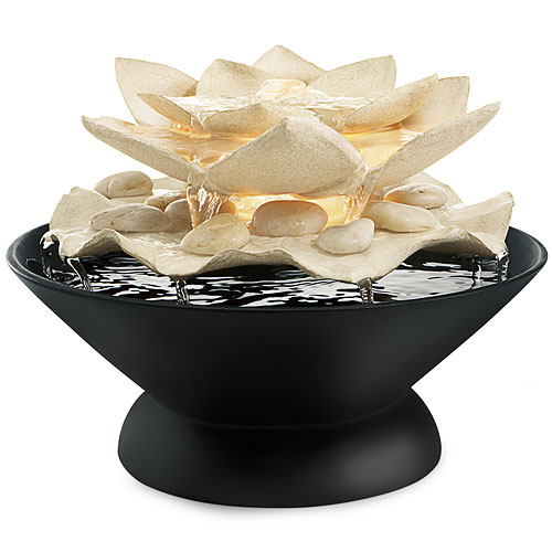 HoMedics EnviraScape Mariposa Relaxation Fountain