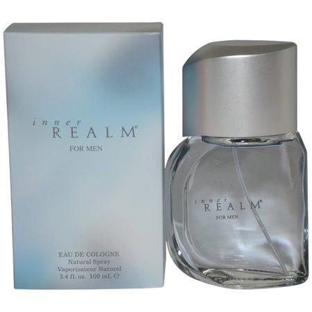 Erox Inner Realm Eau de cologne Spray For Men 3.4 oz - Inner Realm Set