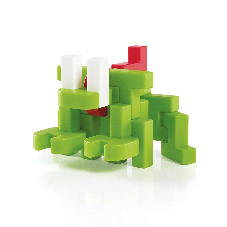 Piece Set Guidecraft IO Blocks Digital Puzzle Building STEM Educational Construction Toy 114