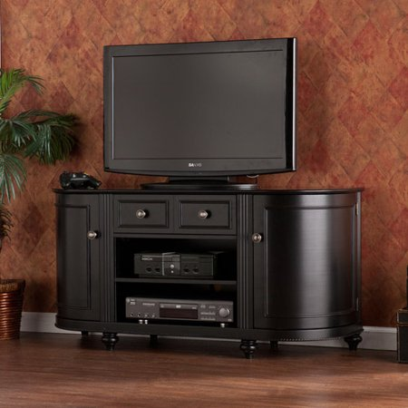 Luisa Black Media Console for TVs up to 50
