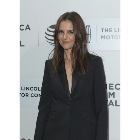 Katie Holmes At Arrivals For All We Had Premiere At 2016 Tribeca Film Festival John Zuccotti Theater At Bmcc Tpac New York Ny April 15 2016 Photo By Lev RadinEverett Collection Celebrity