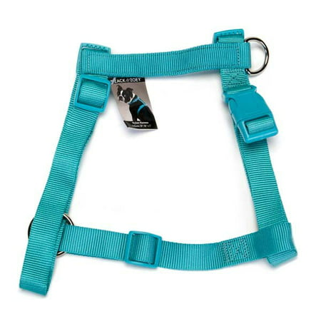 Zack & Zoey Nylon Harness 8-14in Blu