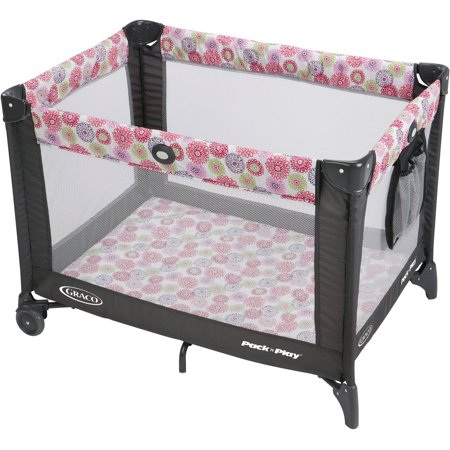 Graco Pack N Play Portable Playard Livia Walmart Com