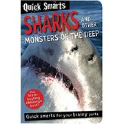 Sharks and Other Monsters of the Deep (Quick Smarts) (Hardcover)