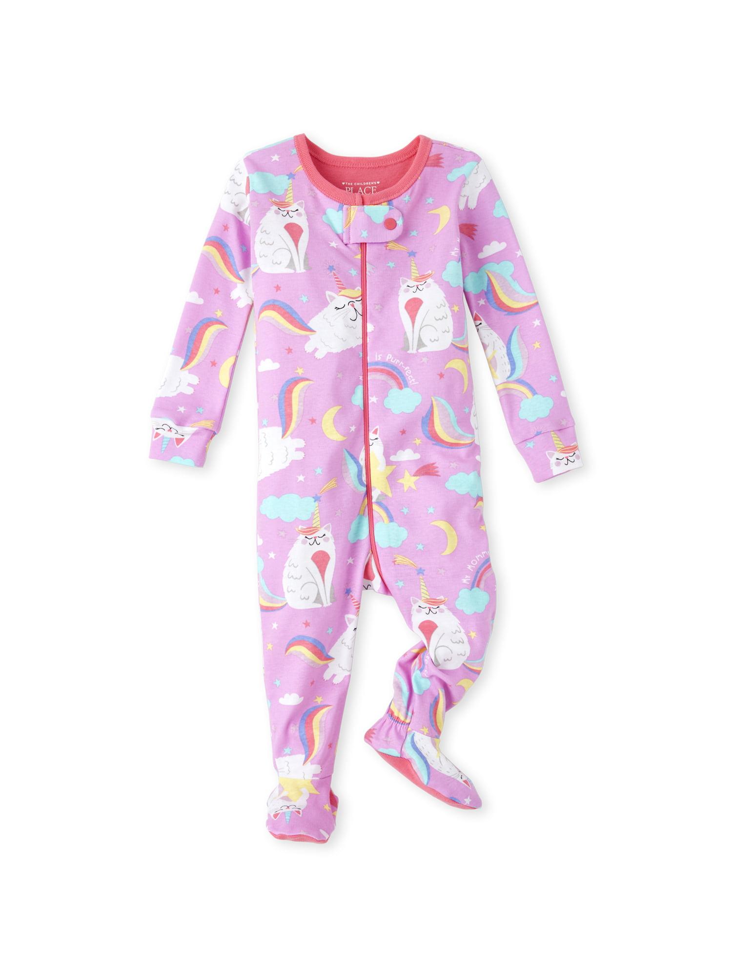 Toddler Baby Boy Girl Long Sleeve Jumpsuit Simple Autism Kid Pajamas