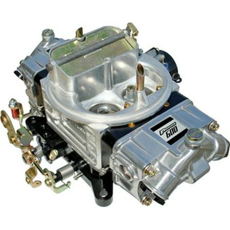 600 Cfm Four Barrel Street - C3 Corvette 1968-1982 Proform Street Series Carburetor, 600 CFM, Mechanical Secondary