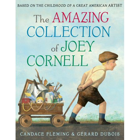 The Amazing Collection of Joey Cornell: Based on the Childhood of a Great American Artist - (Amazing Bass)