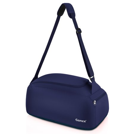 Gonex Small Duffel Bag, Packable Travel Duffle Shoulder Bag 38L 7 Colors - Small Duffle