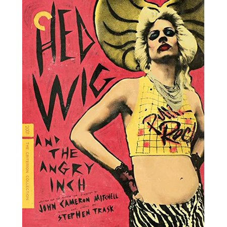 Hedwig And The Angry Inch (Blu-ray) (Movies In C)
