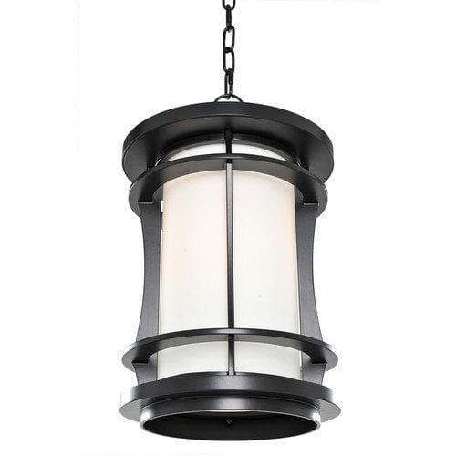 Kalco Mason 1 Light Outdoor Hanging Lantern by Kalco