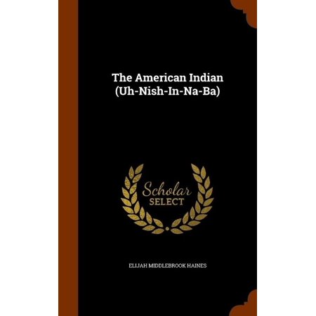 The American Indian (Uh-Nish-In-Na-Ba) - image 1 of 1