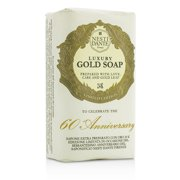 Nesti Dante - 60 Anniversary Luxury Gold Soap With Gold Leaf (Limited Edition) -250g/8.8oz