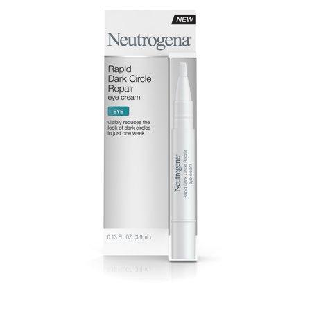Neutrogena Dark Circle Rapid Repair Eye Cream, .13 Fl. oz