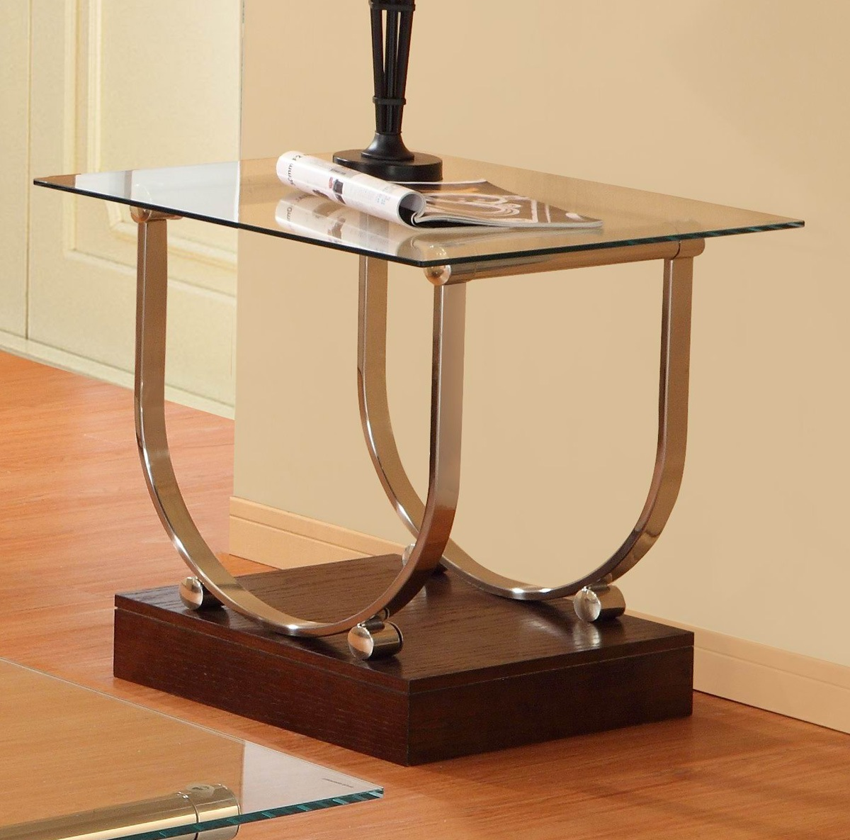 Woodbridge Home Designs Quigley End Table