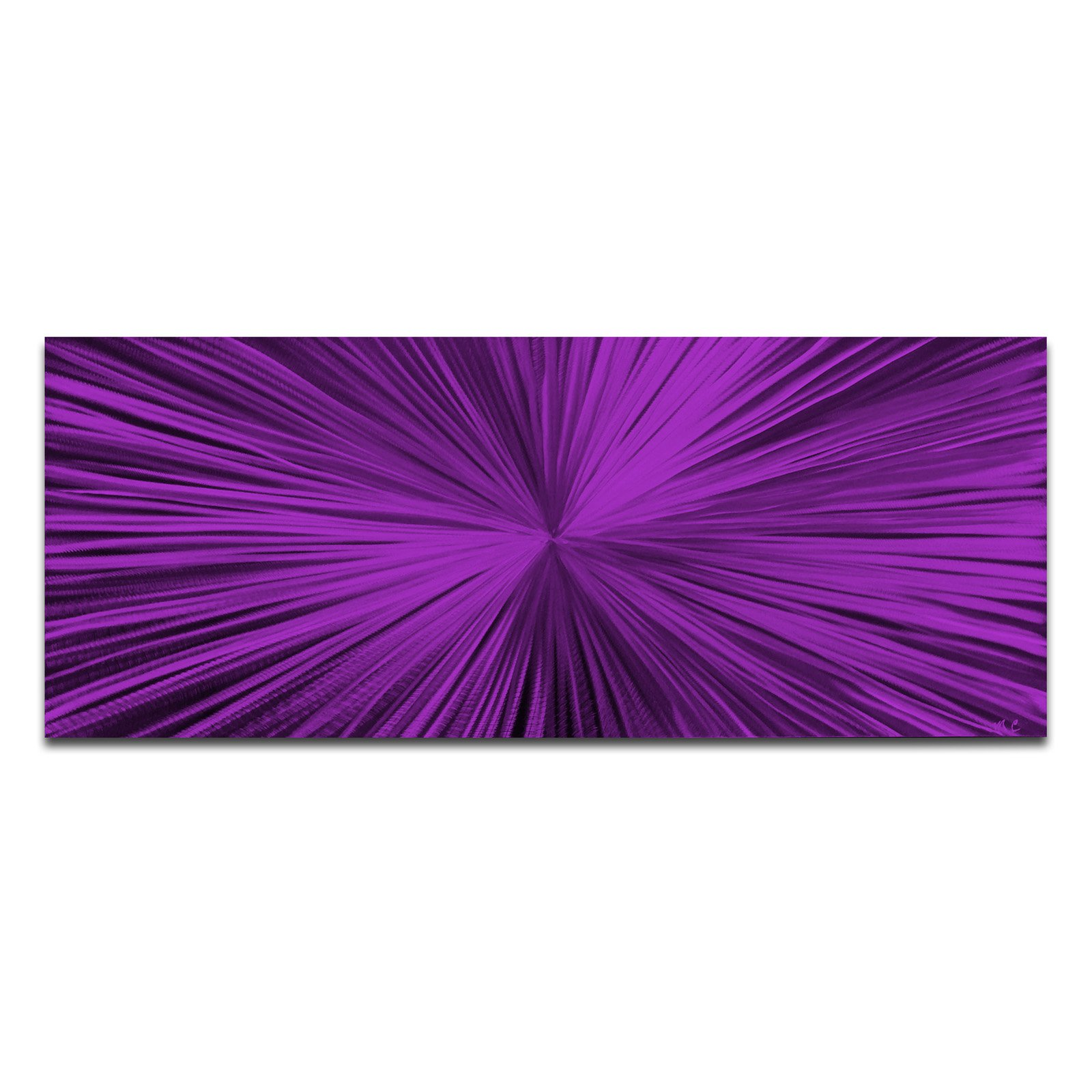 Metal Art Studio Starburst Metal Wall Art