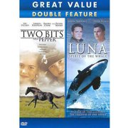 Two Bits And Pepper / Luna: Spirit Of The Whale Double Feature