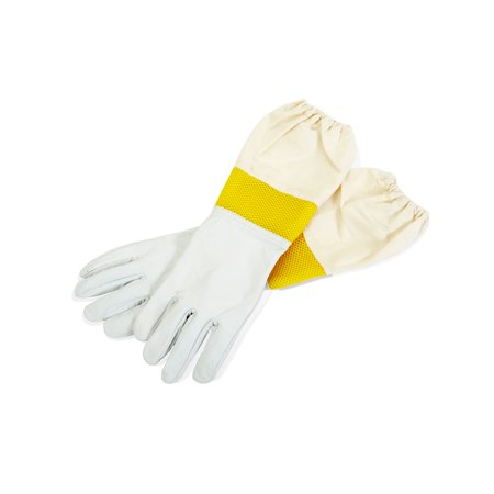 Little Giant Farm and Ag GLVMD Medium Giant Goatskin Gloves