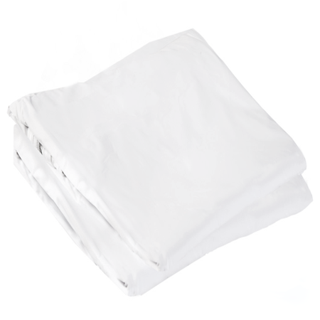 Pivit Zippered Mattress Pad Protector Cover For Twin Size