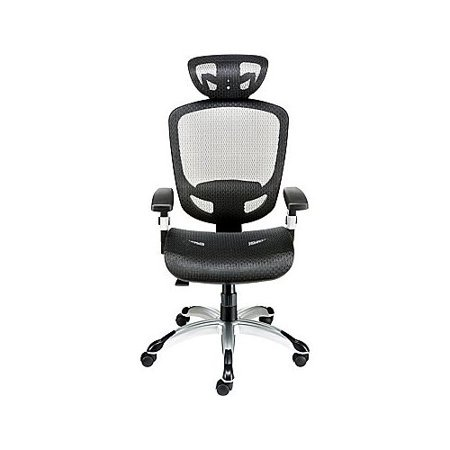 Mesh High Back Executive Chair (Staples Hyken High-Back Mesh Executive)