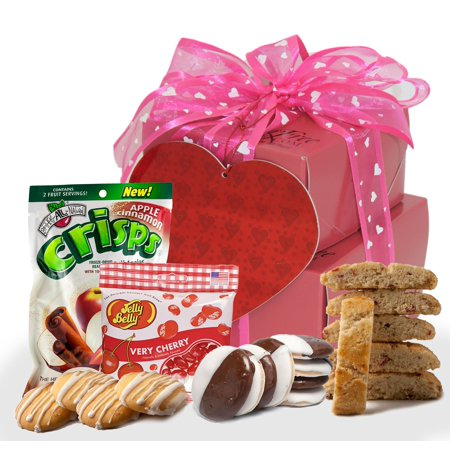 Gluten Free Palace My Sweetheart! Gluten Free Small Gift Tower, 1.5 Lb.