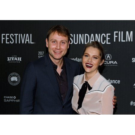 Max Riemelt Teresa Palmer At Arrivals For Berlin Syndrome Premiere At Sundance Film Festival 2017 Marc-Park City Municipal Athletic & Recreation Center Park City Ut January 20 2017 Photo By James Atoa