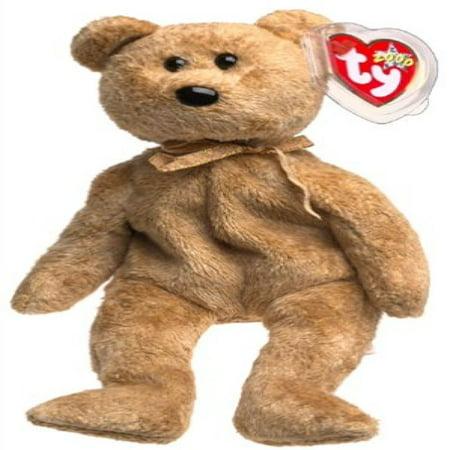 Ty Beanie Babies - Cashew the (Ty Stuffed Bears)
