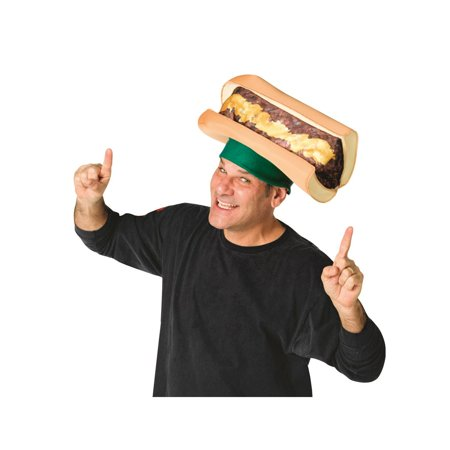 Cheesesteak Hat Adult Halloween Accessory