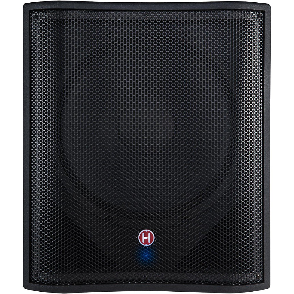 harbinger vari 18 in powered subwoofer. Black Bedroom Furniture Sets. Home Design Ideas