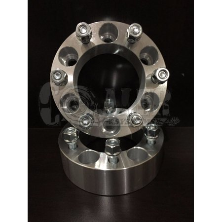 K1500 88-99 2 PCS Wheel Spacers 2