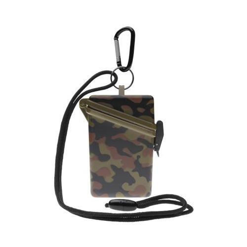 Witz Camo Keep-It Safe Waterproof Container by Witz