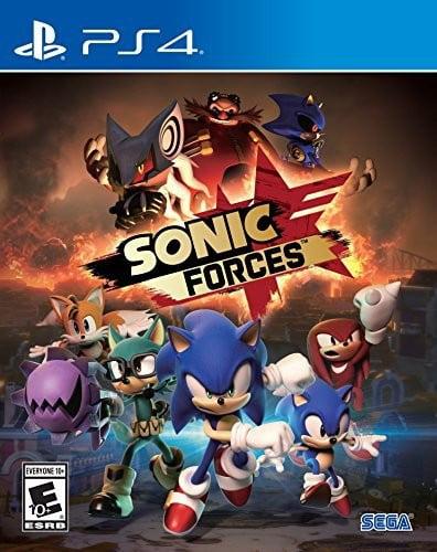 SEGA Sonic Forces Standard Edition - PlayStation 4