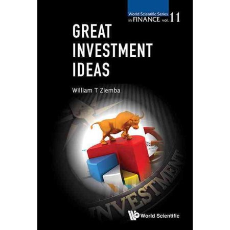 Great Investment Ideas, William T. Ziemba Hardcover - image 1 of 1