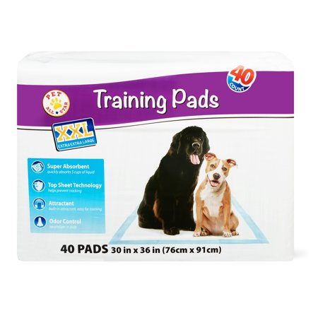 Pet All Star XXL Training Pads, 30 in x 36 in