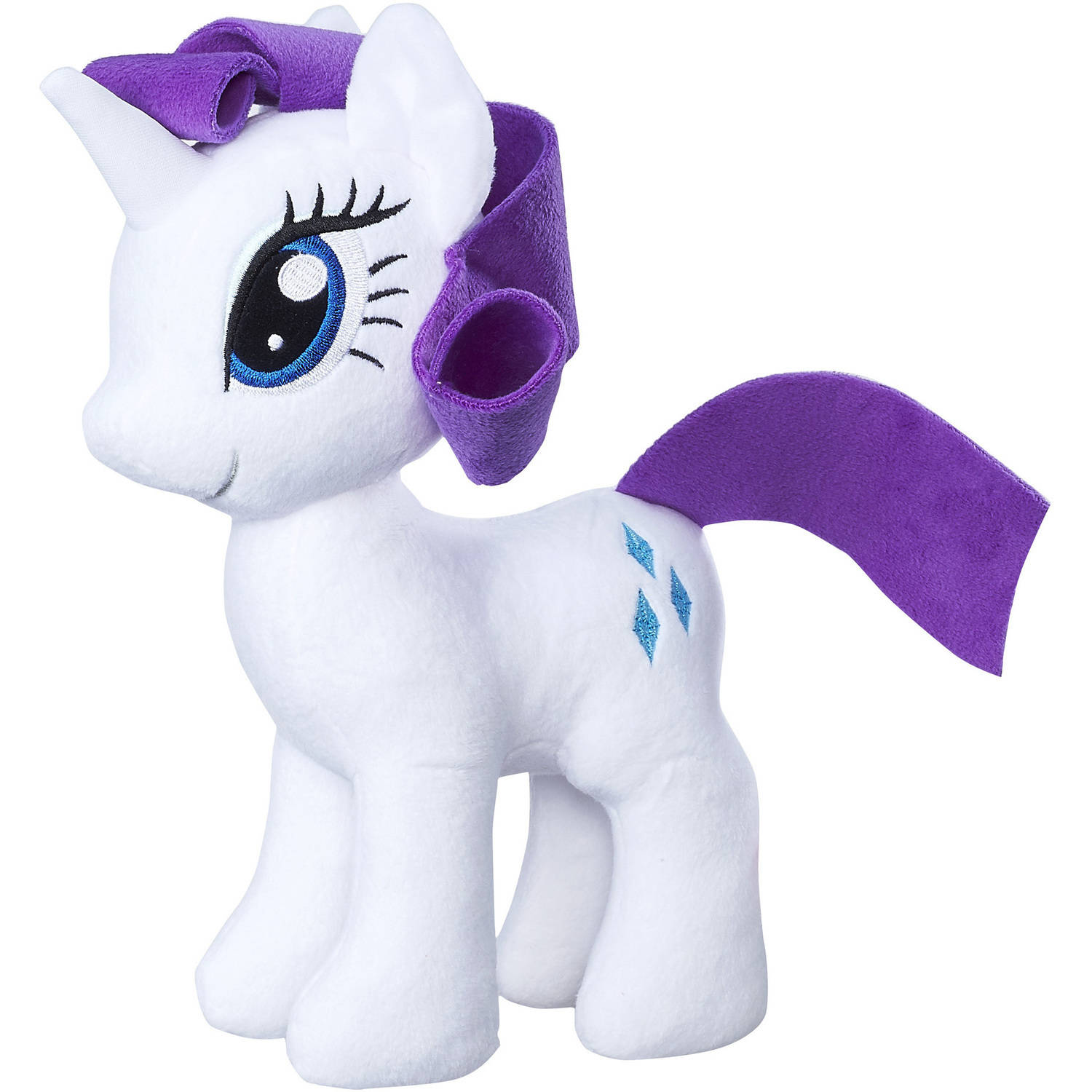My Little Pony Friendship is Magic Rarity Soft Plush by Hasbro