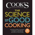 The Science of Good Cooking Hardcover Book