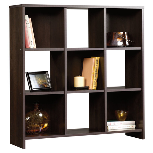 Sauder Beginnings Storage Organizer, Cinnamon Cherry Finish