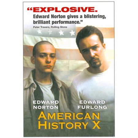 American history x movie poster 11 x 17 for American cuisine movie