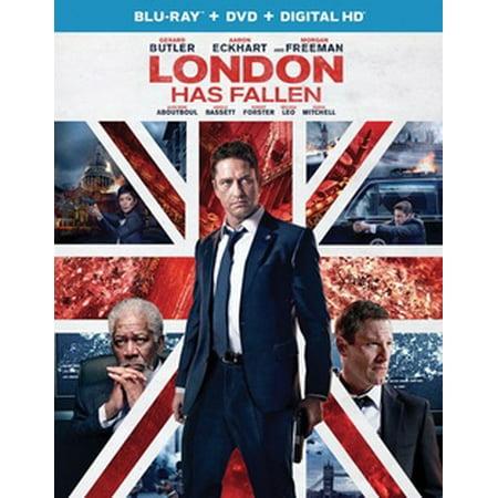 London Has Fallen (Blu-ray) (Schwimmen-shops London)