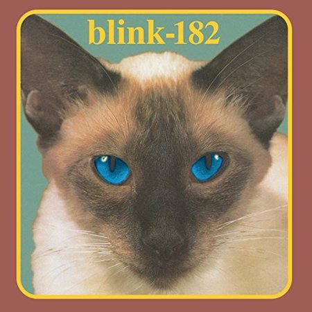 Blink 182 Vinyl (Cheshire Cat (Vinyl) )